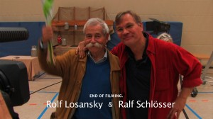 Rolf Losansky & Ralf Schlösser
