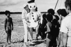 Ein Schneemann für Afrika | Rolf Losansky